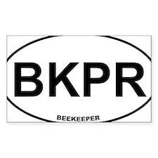 BKPR Beekeeper Decal