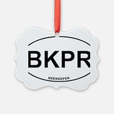 BKPR Beekeeper Ornament