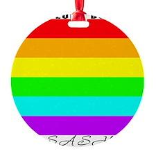 Sashay  Ornament