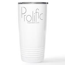Prolific Travel Mug