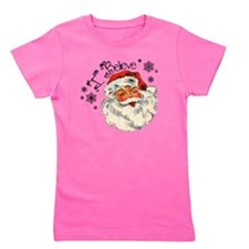 I believe in Santa Girl's Tee