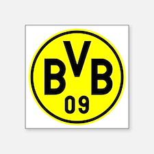 "Borussia Dortmund Square Sticker 3"" x 3"""