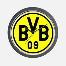 Borussia Dortmund Wall Clock