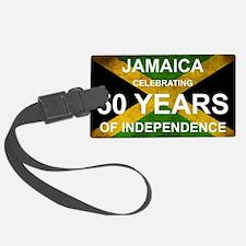 50Year Flag Luggage Tag