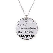 Eat. Think. Integrate. Necklace