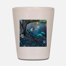 Enchanted Forest Shot Glass