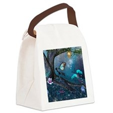 Enchanted Forest Canvas Lunch Bag