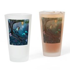 Enchanted Forest Drinking Glass