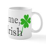 Kiss Me, I'm Irish Mug
