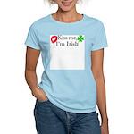 Kiss Me, I'm Irish Women's Light T-Shirt