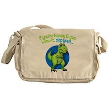 If youre happy Messenger Bag