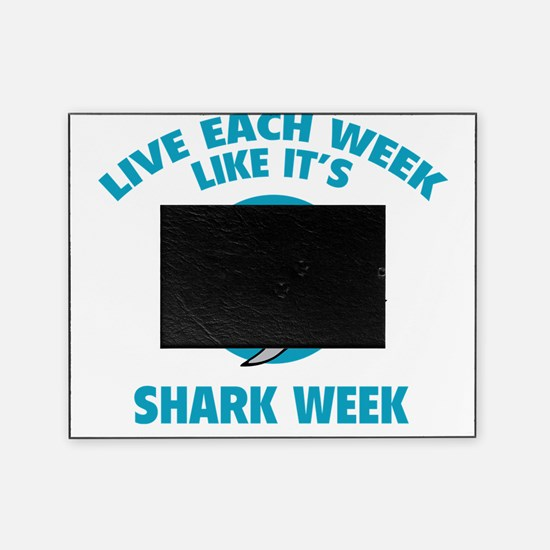 SHARK35 Picture Frame