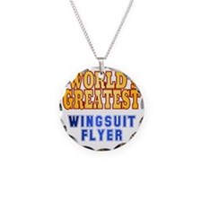 World's Greatest Wingsuit Fl Necklace