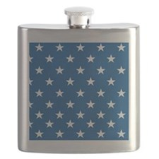 American Flag Stars Flask