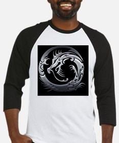 Tribal Dragon Baseball Jersey