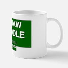 REAL PEOPLE - HOGJAW TWADDLE Mug