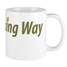 no_fracking_way_green Mug