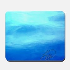 OCEAN BLUE ~ SIGNATURE * Mousepad