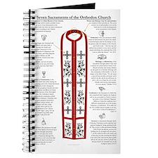 Seven Sacraments of the Orthodox Church Journal