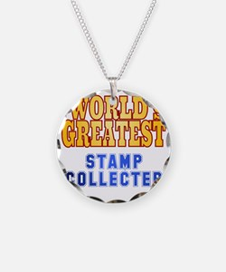 World's Greatest Stamp Colle Necklace