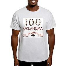 Bison Centennial T-Shirt