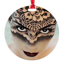 Veil Square Ornament