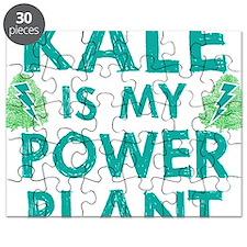 Kale is my power plant Puzzle