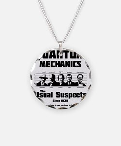 Quantum Mechanics-The Usual  Necklace