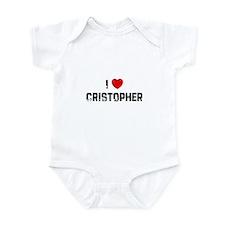 I * Cristopher Infant Bodysuit