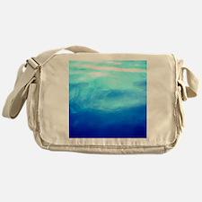 OCEAN BLUE * Messenger Bag