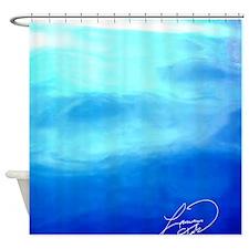 OCEAN BLUE ~ SIGNATURE * Shower Curtain