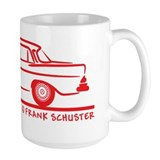 Mercedes benz 220s Coffee Mugs