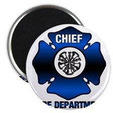 Fire Chief Magnet