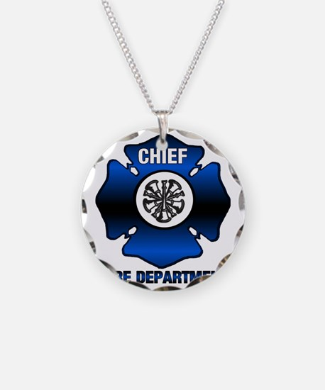 Fire Chief Necklace