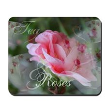Tea  Roses Mousepad