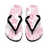 Cherry blossom Flip Flops