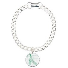 Mom is a Fighter and Sur Charm Bracelet, One Charm
