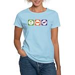 Eat Sleep Jindo Women's Light T-Shirt