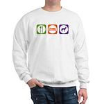 Eat Sleep Jindo Sweatshirt
