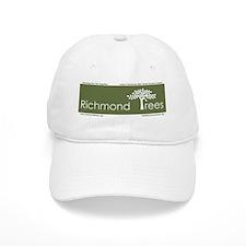 Richmond tree banner Baseball Cap