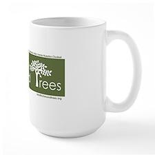 Richmond tree banner Mug