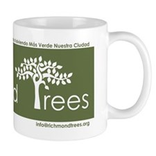 Richmond tree banner Mug