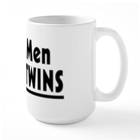 Twins - Real Men Make Twins Mugs