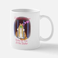 Shelter Cat Mug