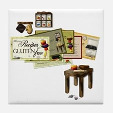 Gluten Free Kitchen Tile Coaster