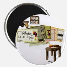 Gluten Free Kitchen Magnet
