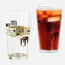 Gluten Free Kitchen Drinking Glass