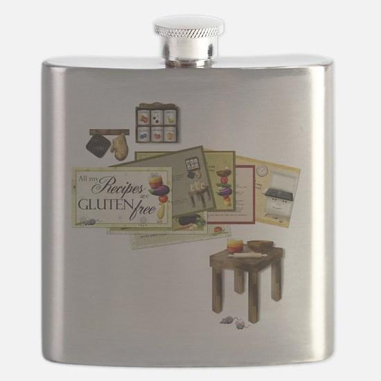 Gluten Free Kitchen Flask