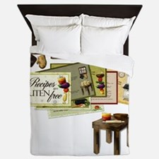 Gluten Free Kitchen Queen Duvet
