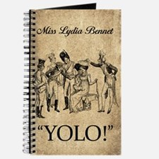 Lydia Bennet YOLO Journal